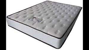 """NEW Double size 54""""x74"""", 9""""Thick coil Mattress Only $250"""