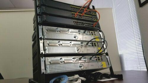 IOS 15.7 CISCO CCNA v3.0 & CCNP  v2.0 LAB KIT Cisco2911
