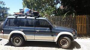 1993 Mitsubishi Pajero Wagon Bondi Beach Eastern Suburbs Preview