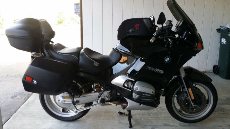 1996 bmw r-series r1100 rsl with factory cases