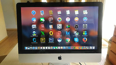 "Apple iMac 2011 A1311  21.5"" Core i7@2.80GHZ,8gb ram, 1TB HDD -OSX Sierra,Office"