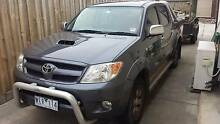 2008 Toyota Hilux Ute Dandenong Greater Dandenong Preview