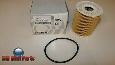 MINI Genuine Oil-Filter Element Set 11427512446