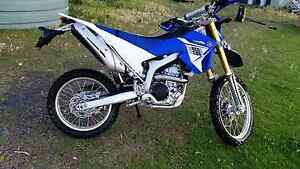2014 Yamaha wr250r motorbike Muswellbrook Muswellbrook Area Preview
