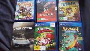 Ps4 games for sale Coomera Gold Coast North Preview