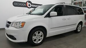 2017 Dodge Grand Caravan Crew PLUS - CUIR - C