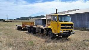 Leyland Hay Farm Truck Canowindra Cabonne Area Preview