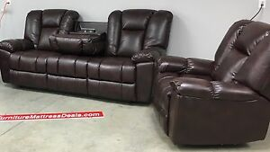 New leather/fabric living room sets ranging$1500-$3500