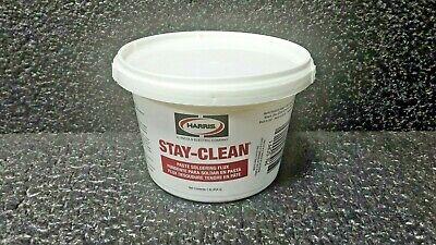 Harris Scpf1 Stay Clean Paste Soldering Flux 1 Lb. Jar K