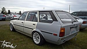 Wanted ke70 or ae71 wagon Greensborough Banyule Area Preview