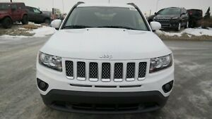 2016 JEEP Compass Limited 4x4 LOW KM BALANCE WARRANTY