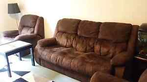 5 Seater sued Lounge/Sofa with free coffee table!!!! North Melbourne Melbourne City Preview