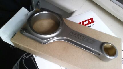 Wisco pistons/Manley rods for subaru WRX, ARP rod bolts, Wiseco rings