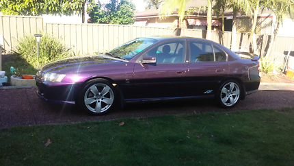 VY SS SERIES 2 COMMODORE