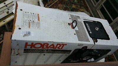 Hobart Champion 16 8kw Generator Welder W Onan Performer 16 Engine