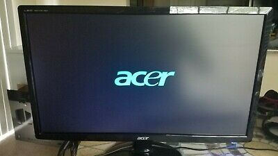Acer S231HL bid LED LCD Monitor