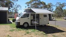2014 Toyota Hiace campervan LWB Delacombe Ballarat City Preview