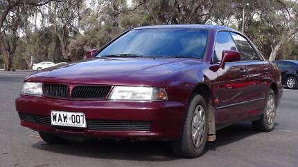 $800 1997 Mitsubishi Magna Renmark Renmark Paringa Preview