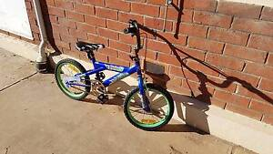 39cm Blue Boys Bike in Great Condition Payneham South Norwood Area Preview