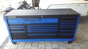 Snap-on 17 drawer toolbox Reservoir Darebin Area Preview