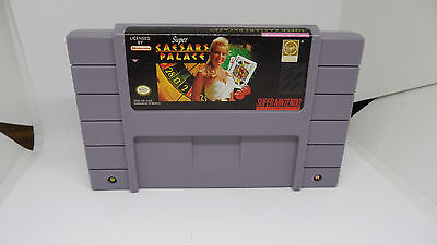 Super Caesars Palace  Super Nintendo Entertainment System  1993  Snes