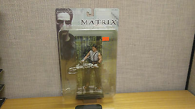 N2 Toys The Matrix Tank action figure, Brand new!
