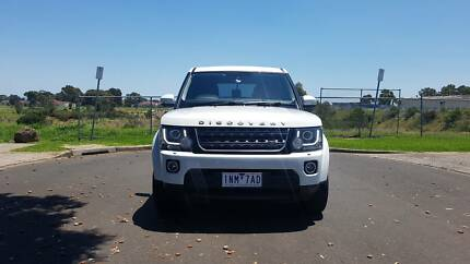 2015 Land Rover Discovery Parkville Melbourne City Preview
