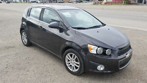 * * 2014 CHEVROLET SONIC AUTOMATIC HATCHBACK *6 MTH WARRANTY INC