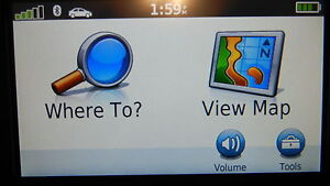 Garmin -- GPS ---- 1390LMT  With LifeTime Maps