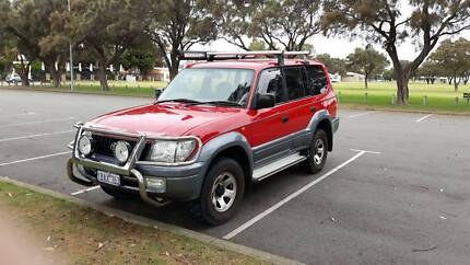 Toyota LandCruiser Prado GXL 2000 Perth Perth City Area Preview