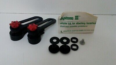 New Old Stock Systems Iii Adapter Kit For Facewelding Shield 463694