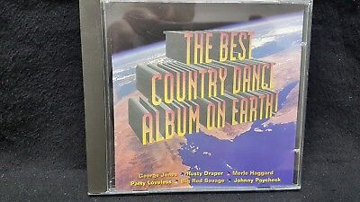 The Best Country Dance Album on Earth (CD, 1996,