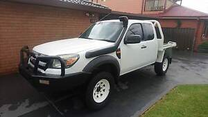 2010 ford ranger extra  cab space cab 4x4 turb Shellharbour Shellharbour Area Preview