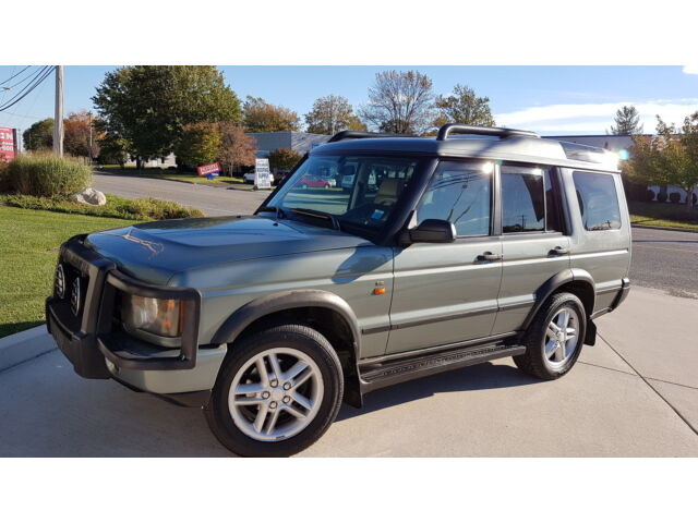 Image 1 of 2004 Land Rover Discovery…