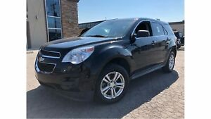 2015 Chevrolet Equinox LS AWD BLACK ON BLACK 4 NEW TIRES