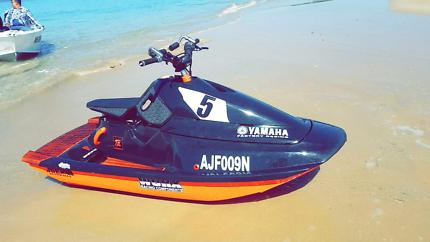 Yamaha  wave blaster waveblaster  jetski jet ski