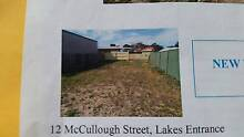LAKES ENTRANCE Block of Land Forsale. Lakes Entrance East Gippsland Preview