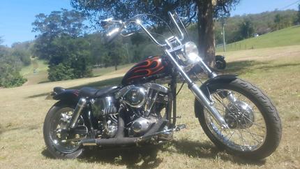 Harley Davidson Shovelhead Nerang Gold Coast West Preview