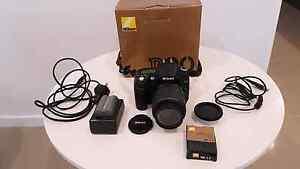Nikon D90 dSLR / Nikon AFS 18-55 mm VR kit Corinda Brisbane South West Preview