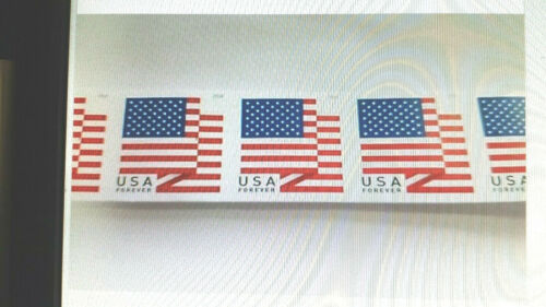 """"""" DISCOUNT STAMPS """" 20 USPS FOREVER  STAMPS 1 Book Sheet     << $8.95 >>"""