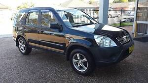 2006 Honda CR-V (4x4) 05 Upgrade 2.4L 4 Cylinder Wagon -AUTOMATIC Waratah Newcastle Area Preview