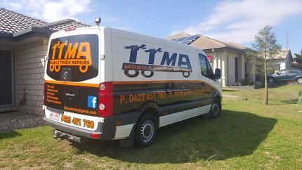 Mobile Truck & Car Servicing & Repair