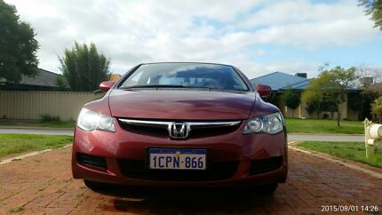 2007 Honda Civic Sedan $9000 give away price Canning Vale Canning Area Preview