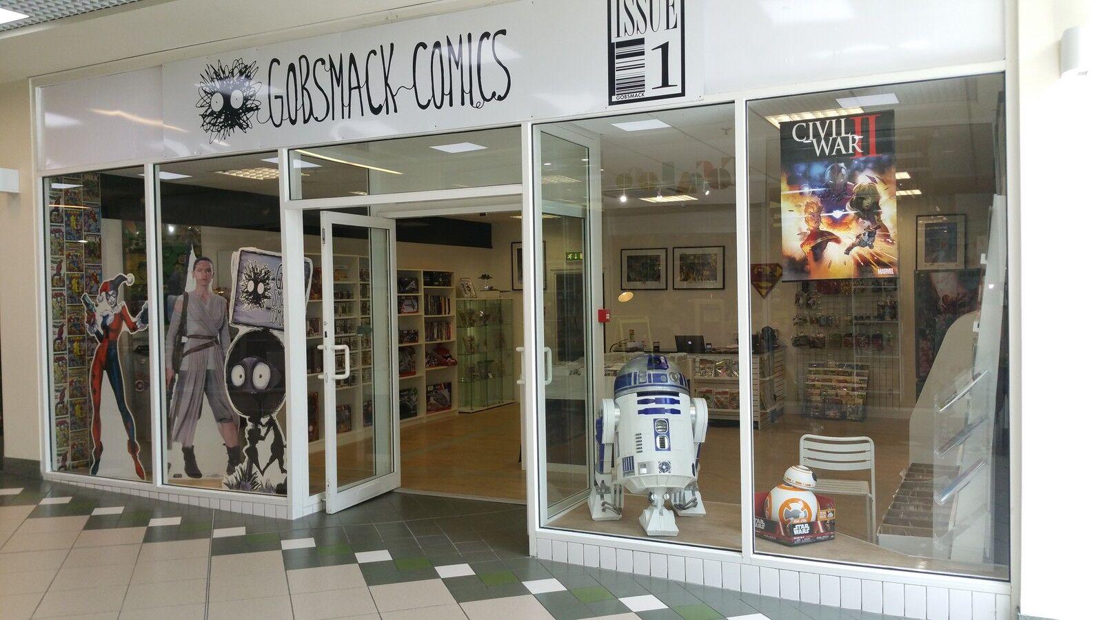 Gobsmack Comics