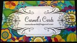 Carmels Handmade Cards