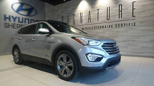 2013 Hyundai Santa Fe XL LIMITED+AWD+CUIR+TOIT PANO+GPS