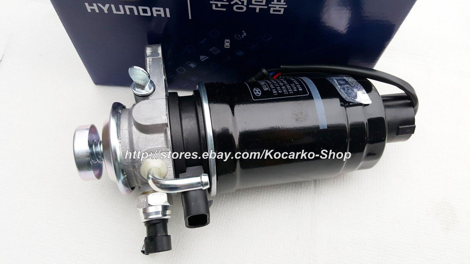 Fuel Filters Ebayshopkorea Discover Korea On Ebay 2007 Sedona Filter Oem Assy 25l A Engine D4cb Hyundai Porter2 H100 2004