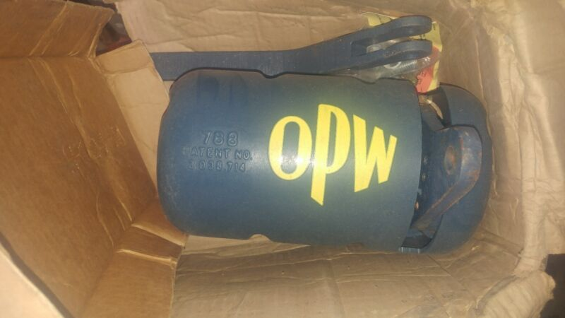 OPW 788 loading arm torsion spring NEW. Retail is $1200!!!
