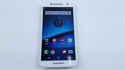 Motorola Droid Maxx 2 (XT-1565) 16GB White (Verizon) Smartphone Clean IMEI J2924