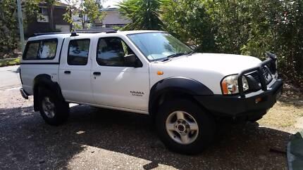 2005 Nissan Navara Ute